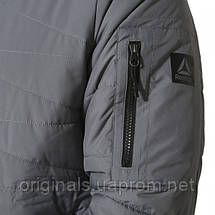 32e391b3b926 Утепленная мужская стеганая куртка Reebok Outdoor D78646 - 2018 2, фото 2