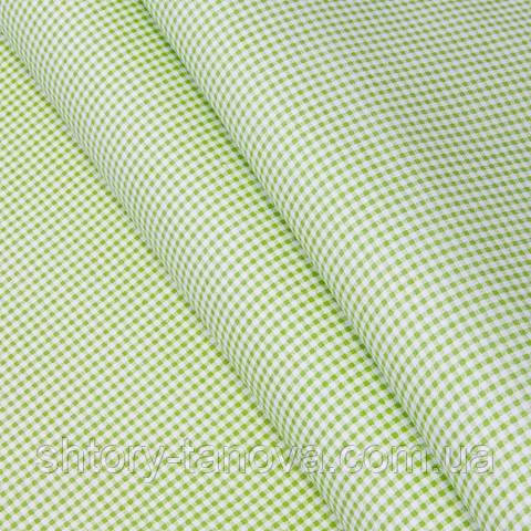 Экокоттон, клетка зелёный