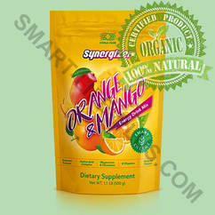 Synergizer (Синерджайзер) - натуральный энергетический напиток с сбалансированным аминокислотным комплексом