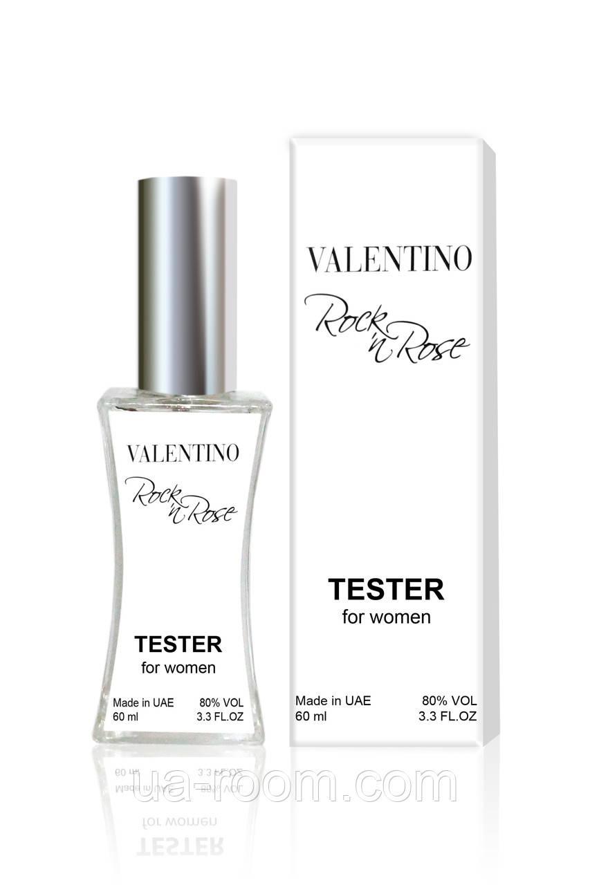 Тестер женский Valentino Rock 'n Rose, 60 мл.
