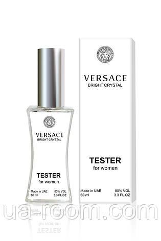 Тестер женский Versace Bright Crystal, 60 мл., фото 2