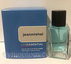 Свежий мужской аромат jeanmishel Love Essential sport men 60ml опт
