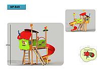 Детская игровая площадка R 49