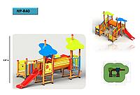 Детская игровая площадка R 40