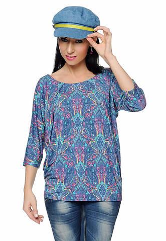 Женская блуза Virago Top-Bis, коллекция осень-зима 2018-2019