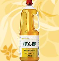 Цитрусовий соус, Понзу, Ponzu Vinegar, mizkan, 1.8л, Мо
