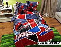 """Детское постельное белье """"Gold"""" Spider-Man"""