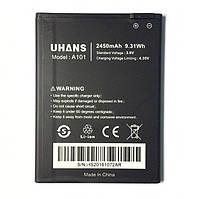 Аккумулятор батарея для UHANS A101, A101S