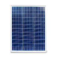 Солнечная батарея AXIOMA energy AX-30P, поли 30 Вт 12В