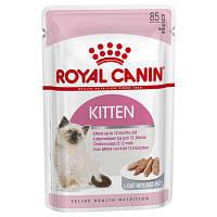 Корм Роял Канін Кіттен Royal Canin Kitten loaf для кошенят паштет 85 г