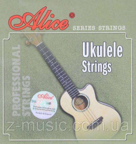 Струны для укулеле Alice (024, 033, 040,028) (нейлон)
