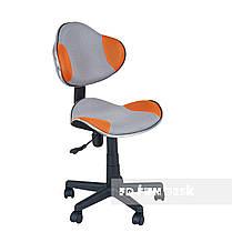 Детское кресло FunDesk LST3 Orange-Grey, фото 2