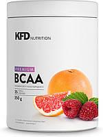 KFD nutrition Premium BCAA 350g (Малина-Грейпфрукт)