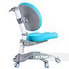 Детское ортопедическое кресло FunDesk SST1 Blue, фото 2