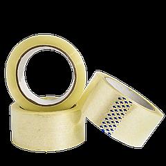 Скотч упаковочный К 500 45*146*60 мкм (Честный намот)