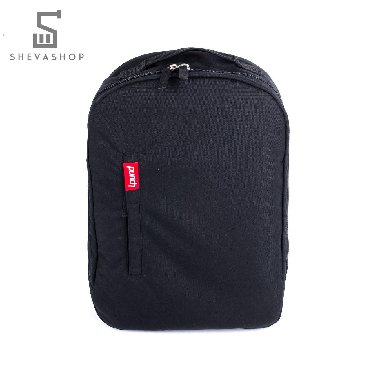 Рюкзак Punch Buzz черный