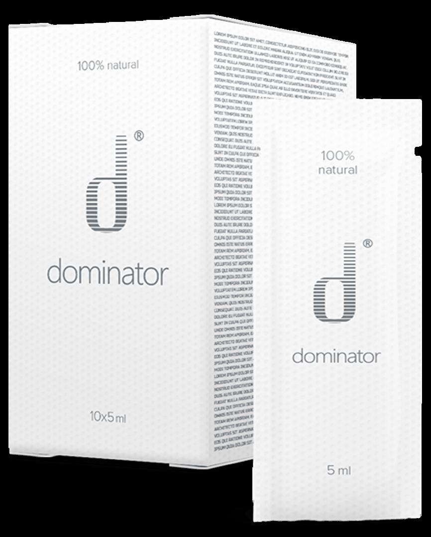 Dominator саше для увеличения полового члена