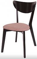 Деревянный стул C-616 Модерн дизайнерская мебель, цвет венге, Заказ от 2 штук