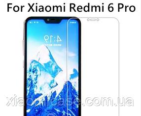 Защитное стекло класическое для Xiaomi (Ксиоми) Mi A2 Lite (Classic)