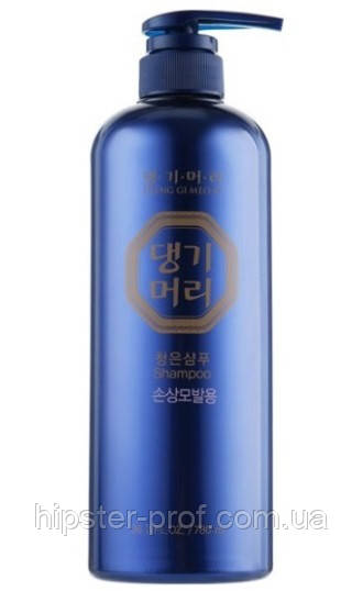 Тонизирующий шампунь для поврежденных волос Daeng Gi Meo Ri Chung Eun Shampoo For Damaged Hair 780 ml