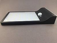 LED светильник на солнечной батарее с датчиком движения и освещенности, фото 1