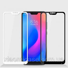 2D Защитное стекло для Xiaomi (Ксиоми) Mi A2 Lite