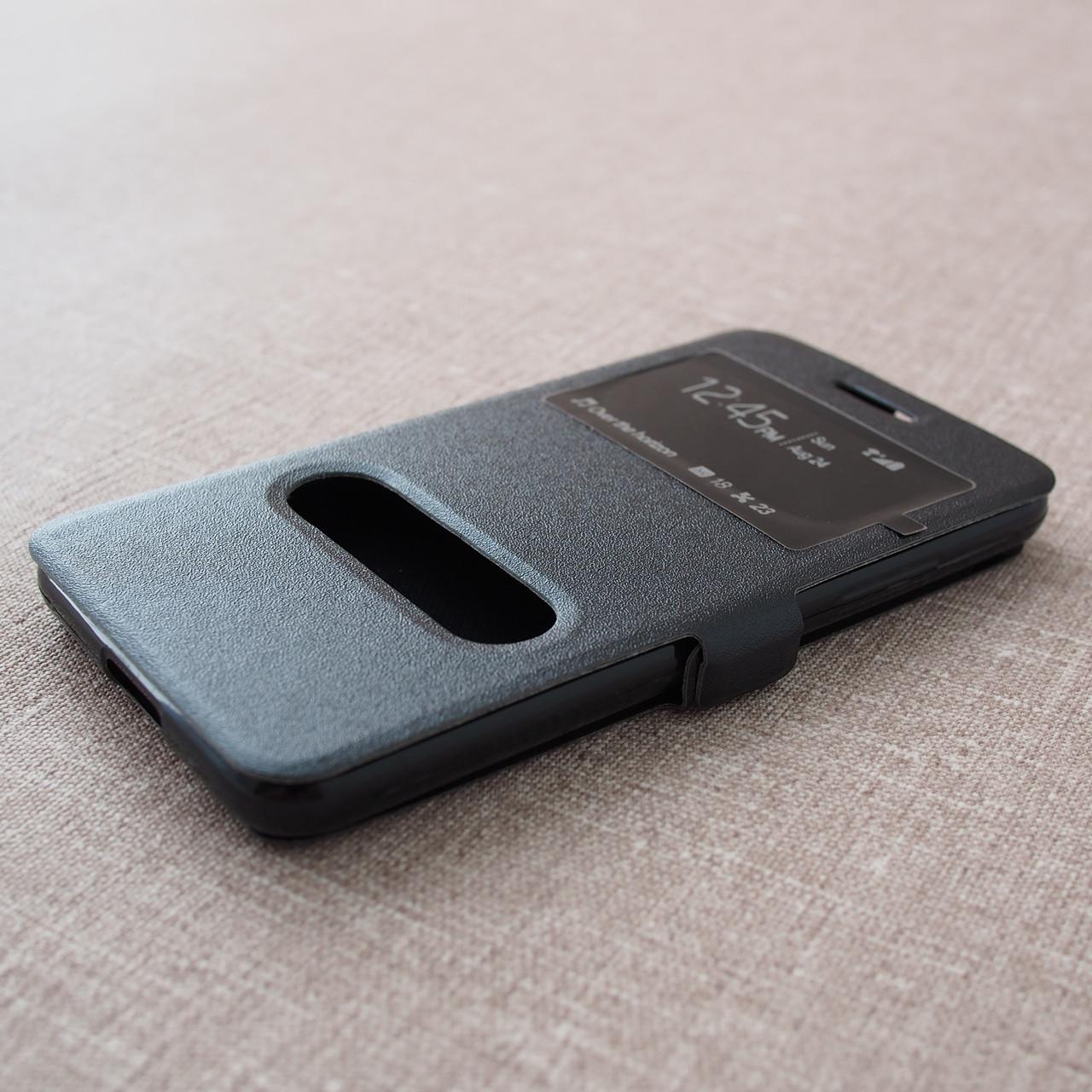 Чехлы для других смартфонов Window Lenovo Vibe C2 Power black Для телефона Черный