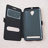 Чехол Window Lenovo Vibe C2 Power black, фото 5