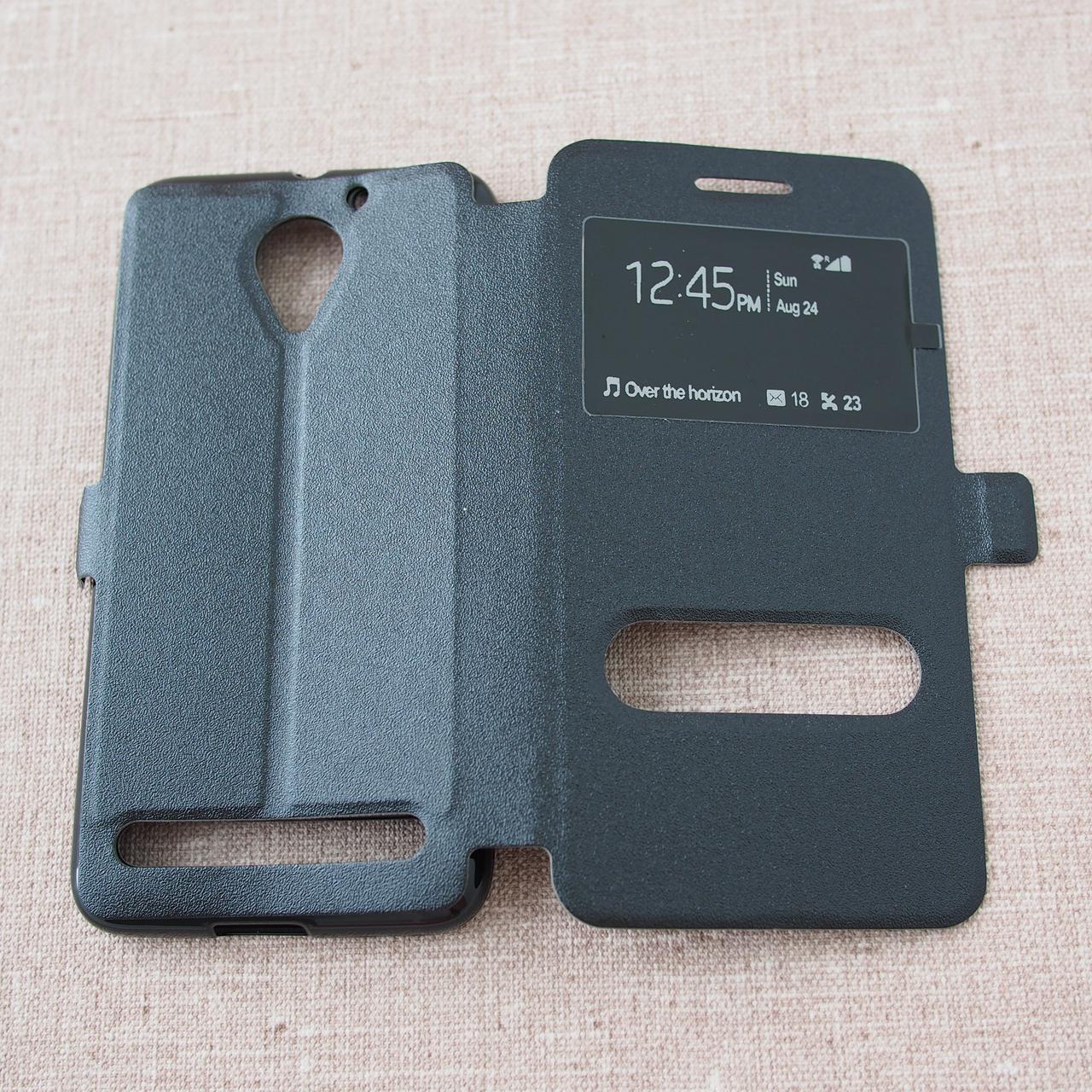 Window Lenovo Vibe C2 Power black Для телефона Черный