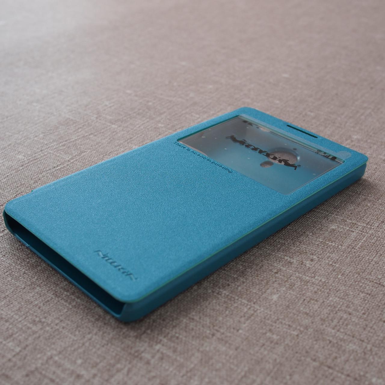 Чехлы для других смартфонов Nillkin Sparkle Lenovo P90 K80 turquoise