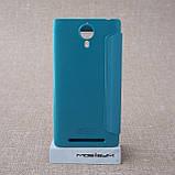 Чехол Nillkin Sparkle Lenovo P90/K80 turquoise EAN/UPC: 6956473299516, фото 3