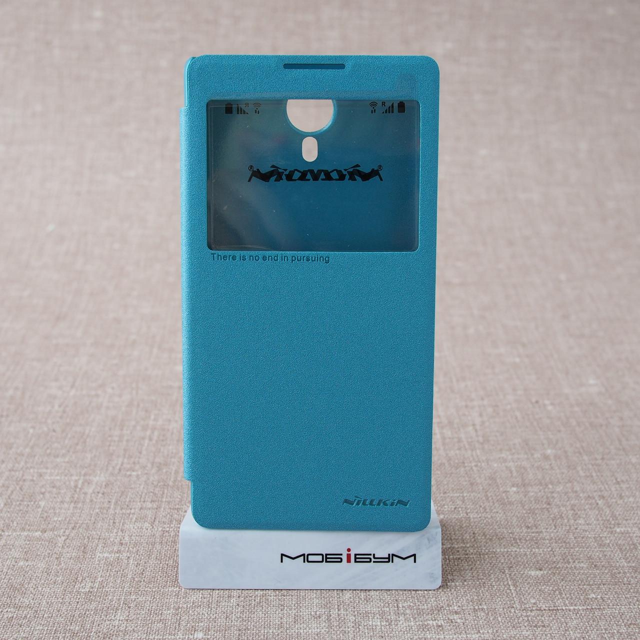 Чехол Nillkin Sparkle Lenovo P90/K80 turquoise EAN/UPC: 6956473299516