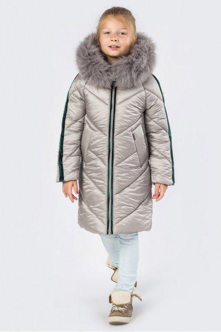 X-Woyz. Зима 2018-2019. Зимова куртка для дівчинки DT-8267-20 р.32 ... 9e490ab8f813f