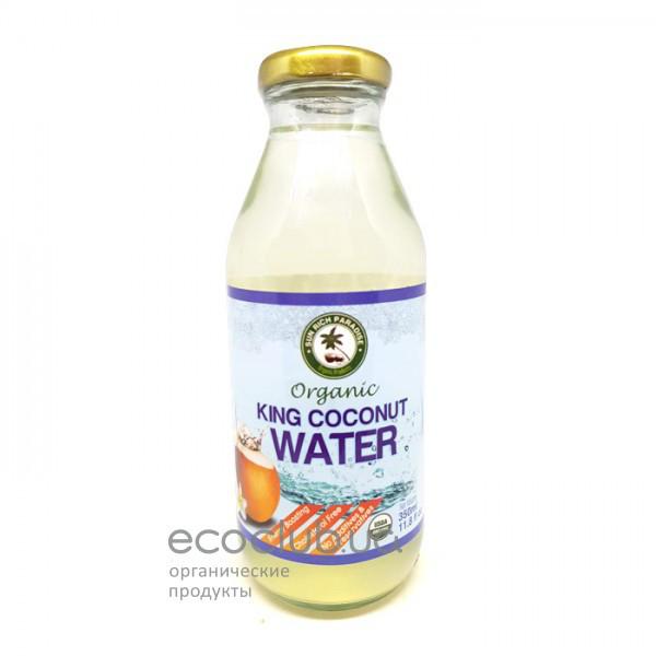 Вода кокосовая Sun Rich Paradise 350мл