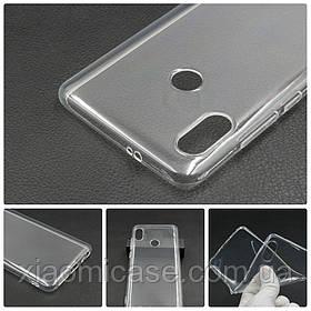 Ультратонкий 0,3 мм чехол для Xiaomi (Ксиоми) Mi A2 Lite прозрачный