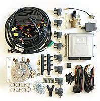Комплект Romano OBD 290 кВт Direct injection/обычный на 8 цил. (электроника, редуктор, клапан, форсунки)