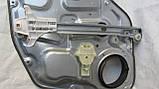 Механизм стеклоподъемника двери задней левой Hyundai Sonata NF 2005-2010 834713K001, фото 8
