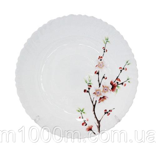 Тарелка десертная 21,5см Сакура 30071-61122