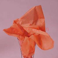 Бумага Тишью Италия №82 - Оранжевая