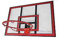Баскетбольний щит Vigor 112х75 см (BB001), фото 1