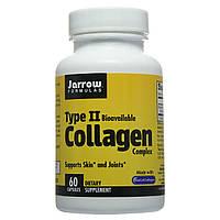 Коллагеновый комплекс 2 типа, Jarrow Formulas, 500 мг, 60