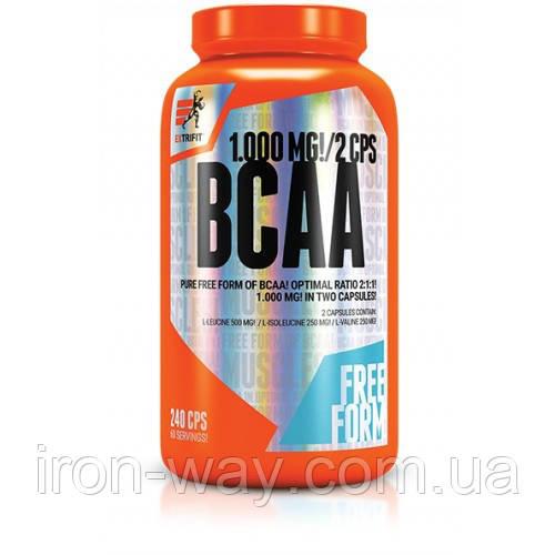Extrifit BCAA 2:1:1 Pure 240 caps