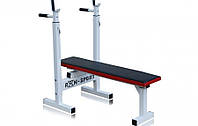 Скамья тренировочная складная RN-Sport  RN100х50