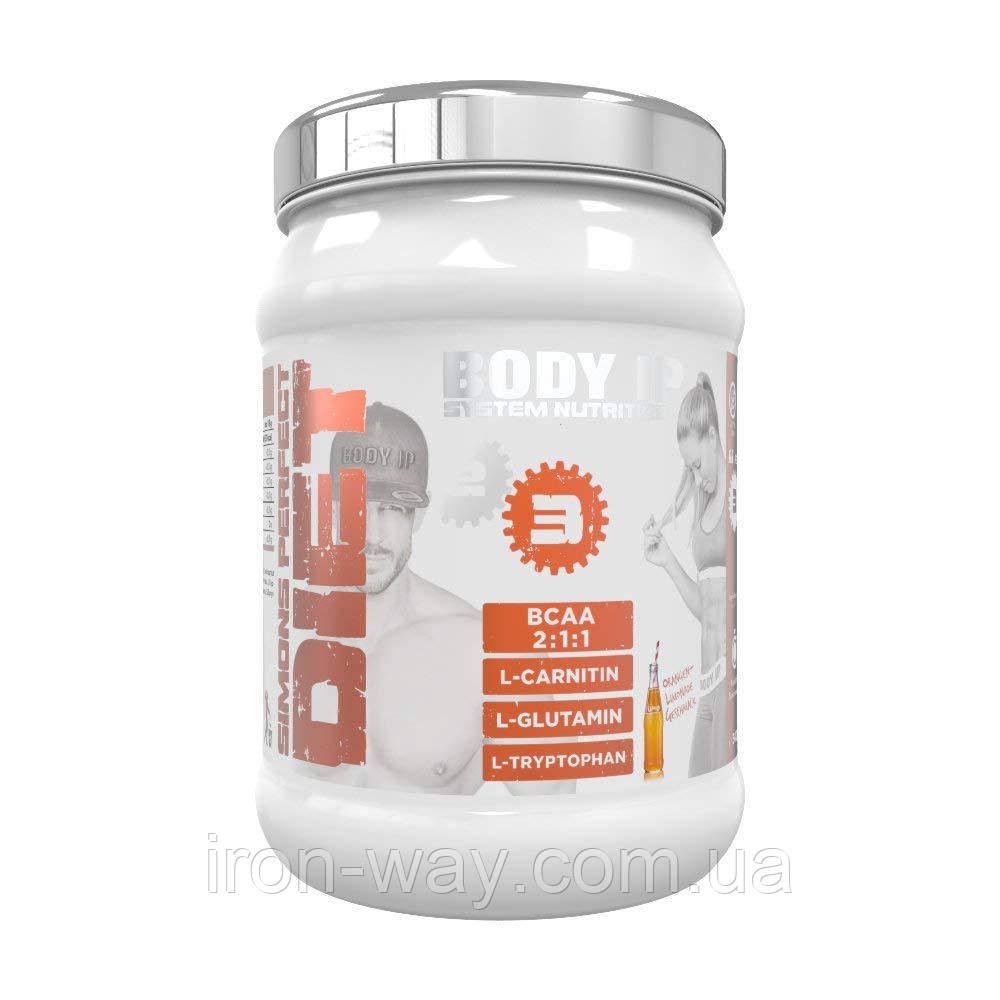 Body IP Simons Perfect Diet BCAA 2:1:1+ 540 g (Апельсин-лимон)