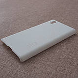 Накладка Nillkin Super Frosted Shield Lenovo P70 white EAN/UPC: 6956473225645, фото 2