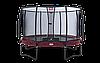 Батут Berg Elite +Regular Red 380 + Safety Net T-Series 380