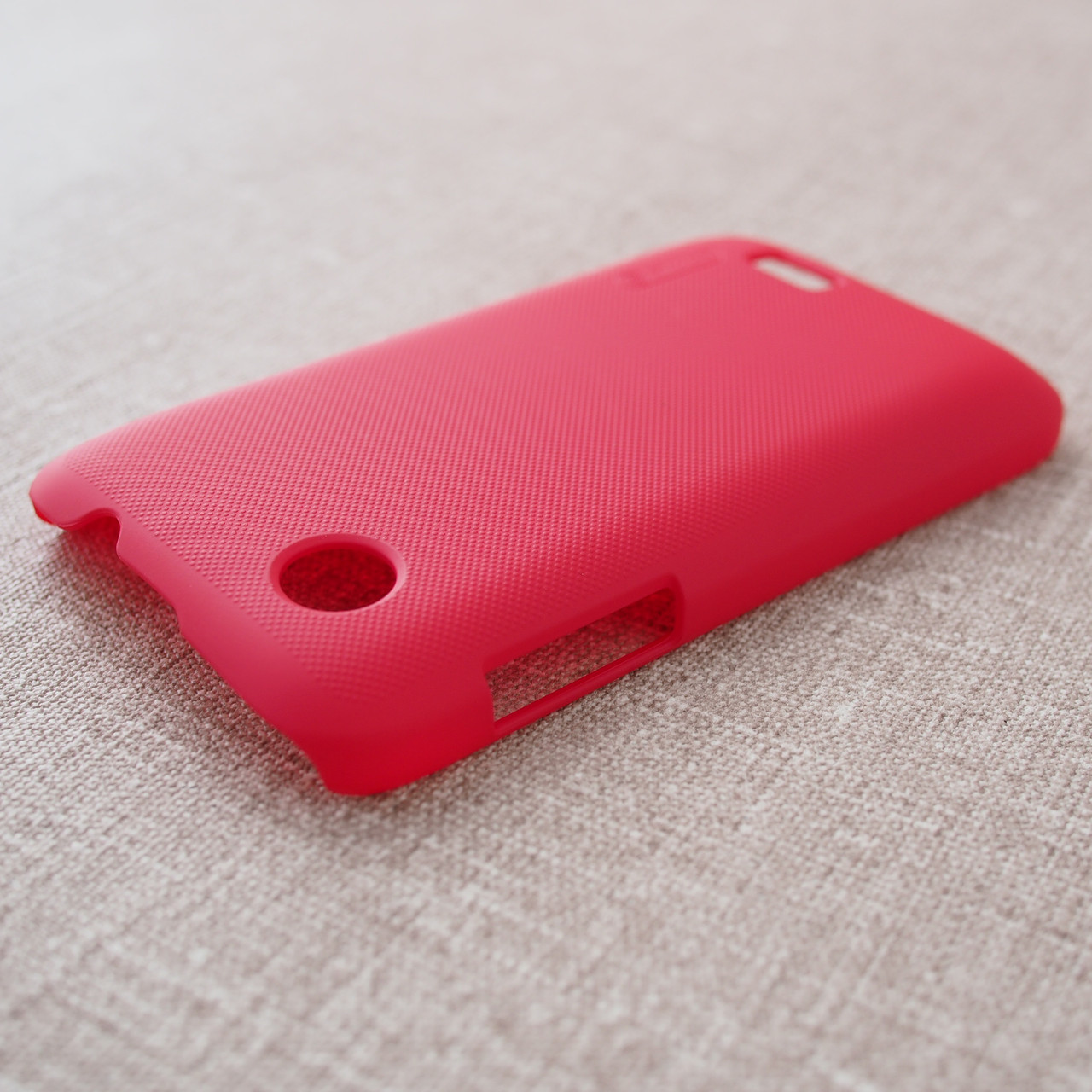 Чехлы для других смартфонов Nillkin Super Frosted Shield Lenovo A369 red Для телефона