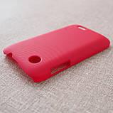 Накладка Nillkin Super Frosted Shield Lenovo A369 red (6956473269069) EAN/UPC: 6956473269069, фото 4