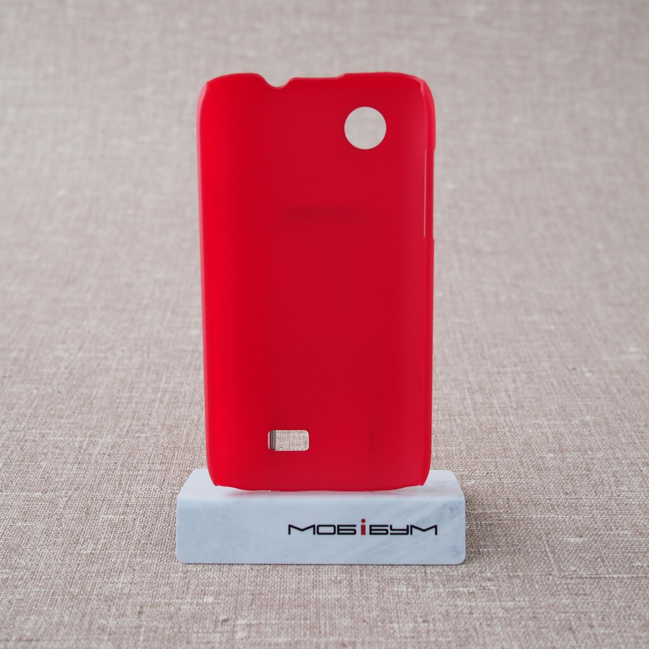 Накладка Nillkin Super Frosted Shield Lenovo A369 red Для телефона