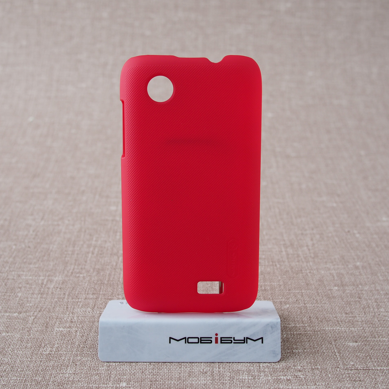 Накладка Nillkin Super Frosted Shield Lenovo A369 red (6956473269069) EAN/UPC: 6956473269069
